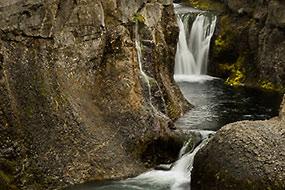 Cascade Holmarfossar