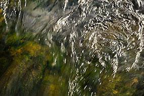 Transparence et reflets, Holmatungur, Islande