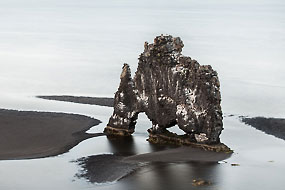 Arche de Hvitserkur