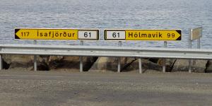 Route 61, Islande