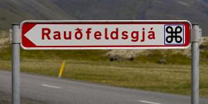 Raudfeldsgja, Péninsule de Snæfellsnes, Isande