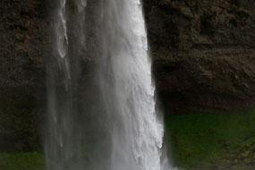 Cascade de Seljalandsfoss, Islande