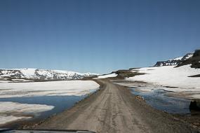 Piste F953, Fjords de l'Est, Islande