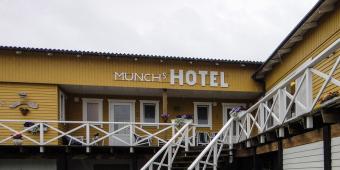 Munchs Hotel, Hirtshals, Danemark