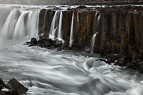 Casade de Selfoss, Islande
