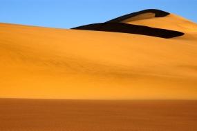 Dune à proximité de Swakopmund, Namibie 2004