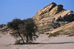 Moon Valley - Namibie