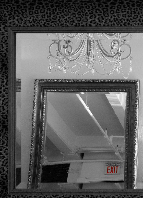 Double réflexion, New-York, USA