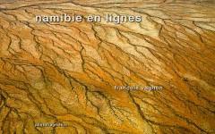Couverture du livre : Namibie en Lignes - Francois Vagnon - photofragments éditeur