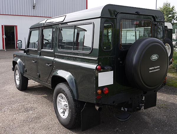 Land Rover Defender SW110 td5