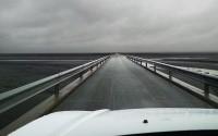 Sur la route entre Jokulsarlon et Selfoss