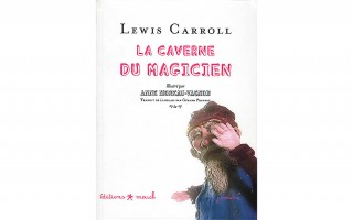 La Caverne du magicien, couverture, Album jeunesse, Anne Moreau-Vagnon, Editions Mouck