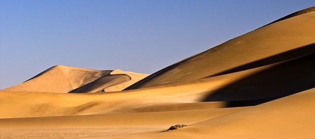 Dune près de Swakopmund, Namibie 2004