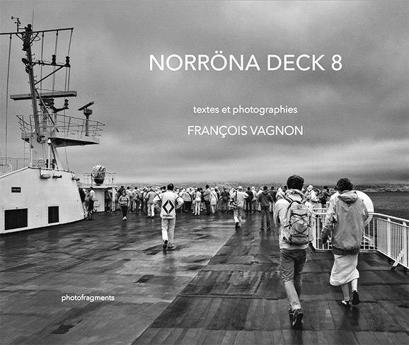 Couverture du livre de photographies : Norröna Deck 8