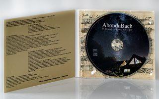 CD AboudBach de Norbert Aboudarham